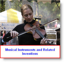 Musical Instruments and Related Inventions Portfolio