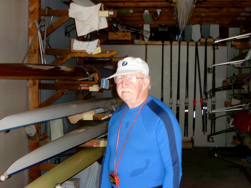 Rowing artifact analysis