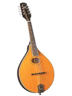 KM-172 Kentucky Standard A Model Mandolin Oval Hole Honey Amber