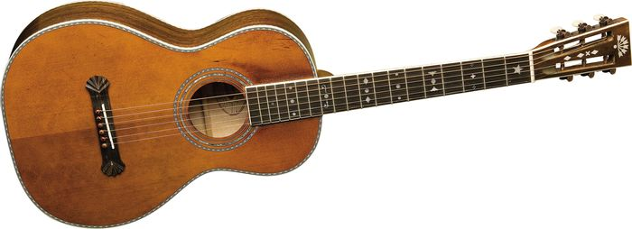 Washburn Parlor Guitar from Musicians Friend