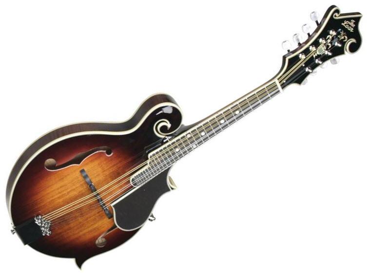 International 58930 Loar Professional Model Mandolin