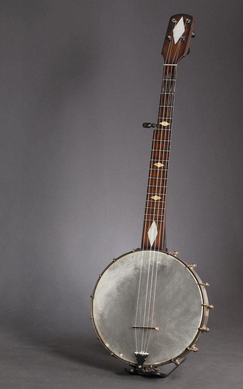 Civil War Banjo - Copy