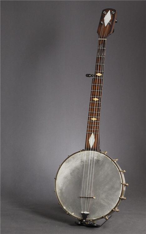 Civil War Banjo - for blog