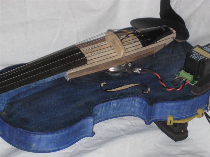 Cantilevered Fingerboard 1