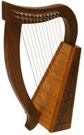 Celtic Harp Small 3