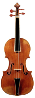 Amati Front View 1