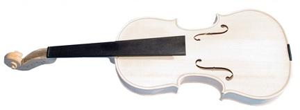 White violin2
