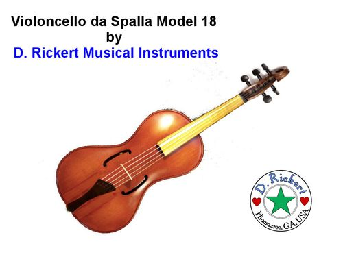 Violincello da Spalla Model 18a