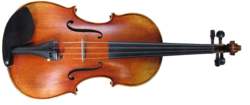 Long scale octave violin 2