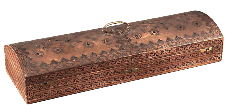 Leather-Covered-Art-Case cropped