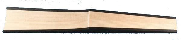 Baroque fingerboard 4