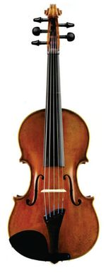 Fat Strad Deux 5-string rotated