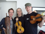 Darol Anger and Vasen with Octaves