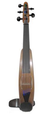 Custom Travel Violin-Viola 5-string model by D. Rickert