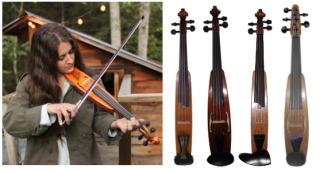 Travel Violin marque