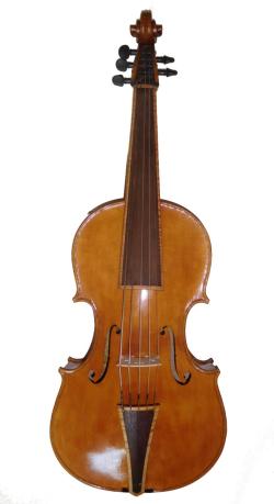 Rickert Violoncello da Spalla front full