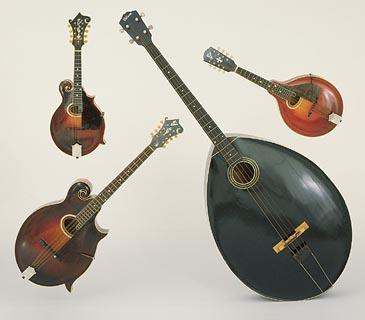 Gibson mandolin orchestra quartet scaled