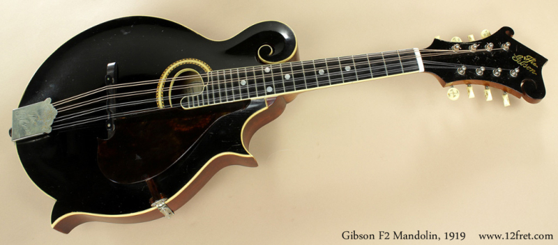 Gibson f2 1919 scaled